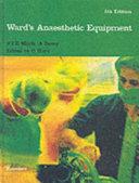 Ward s Anaesthetic Equipment
