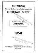 The Official Football Guide