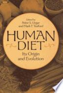 Human Diet Book