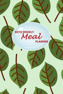 Keto Weekly Meal Planner