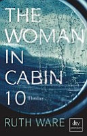 The Woman in Cabin 10 Book