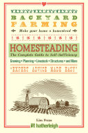 Backyard Farming: Homesteading