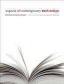 Aspects of Contemporary Book Design