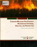 Canadian Wildland Fire Strategy