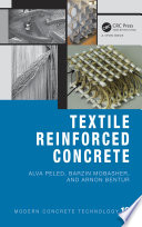 Textile Reinforced Concrete Book