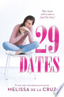 """29 Dates"" by Melissa de la Cruz"
