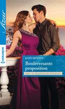 Bouleversante proposition Pdf/ePub eBook