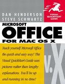 Microsoft Office V X for Mac OS X