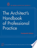 The Architect s Handbook of Professional Practice Book PDF