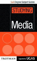 Studying Media