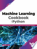 Machine Learning Cookbook with Python Book
