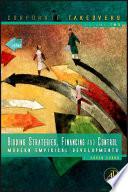 Bidding Strategies  Financing and Control