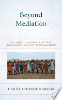 Beyond Mediation Book