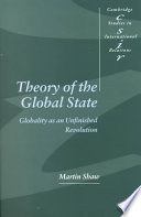 Theory of the Global State