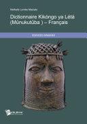 Dictionnaires Kikongo ya létà-français