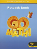 Go Math Reteach Workbook Grade 4