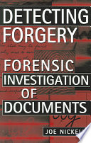 Detecting Forgery Book