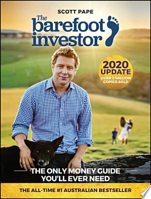 Book cover of 'The Barefoot Investor' by Scott Pape