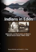Indians in Eden