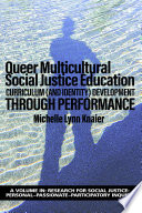 Queer Multicultural Social Justice Education