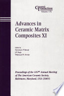 Advances in Ceramic Matrix Composites XI