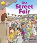 Oxford Reading Tree: Stage 1: Biff and Chip Storybooks the Street Fair