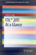 ITIL   2011 At a Glance