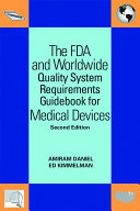 Pdf The FDA and Worldwide Quality System Requirements Guidebook for Medical Devices Telecharger
