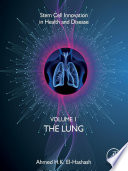 Stem Cell Innovation in Health   Disease  The Lung  Volume 2 Book