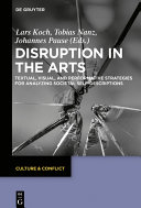 Disruption in the Arts