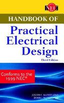 Handbook of Practical Electrical Design Book