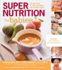 Super Nutrition for Babies Pdf/ePub eBook
