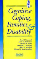 Cognitive Coping  Families  and Disability