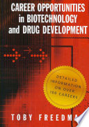 Career Opportunities in Biotechnology and Drug Development Book