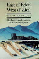 Pdf East of Eden, West of Zion