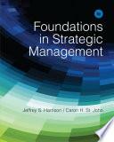Foundations in Strategic Management