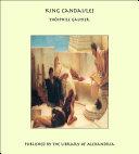King Candaules [Pdf/ePub] eBook