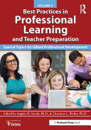 Best Practices in Professional Learning and Teacher Preparation