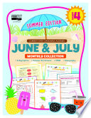 June & July Monthly Collection, Grade 4