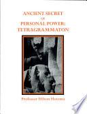 Ancient Secret Of Personal Power