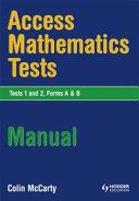 Access Mathematics Tests