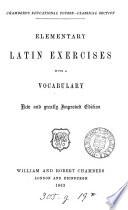 Elementary  Advanced  Latin exercises