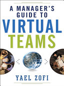 A Manager s Guide to Virtual Teams