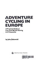 Adventure Cycling in Europe