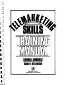Telemarketing Skills Training Manual Book