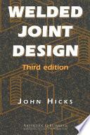 Welded Joint Design
