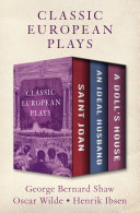 Classic European Plays [Pdf/ePub] eBook