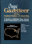 Omni Gazetteer of the United States of America  South Central states