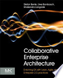Collaborative Enterprise Architecture Book