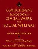 Comprehensive Handbook of Social Work and Social Welfare  Social Work Practice